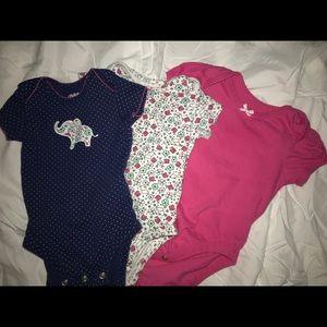 Other - 3 baby onesies